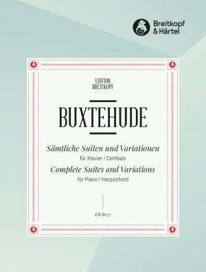 Buxtehude, D: Complete Suites and Variations
