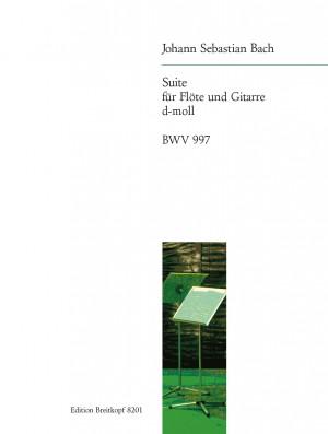 Bach, JS: Suite d-moll BWV 997