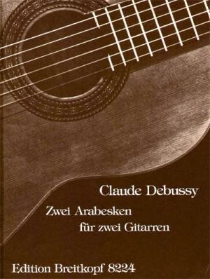 Debussy: Zwei Arabesken