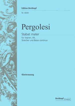 Pergolesi, G B: Stabat mater