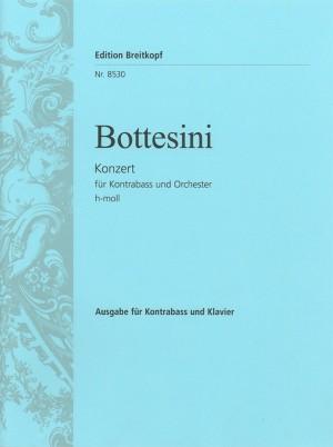 Bottesini: Kontrabaßkonzert h-moll