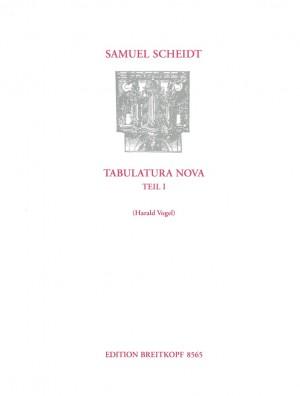 Scheidt, S: Tabulatura Nova  Teil 1