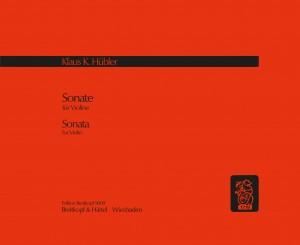 Hübler, Klaus K: Sonate
