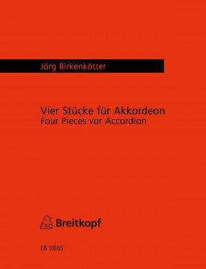 Birkenkötter: Vier Stücke