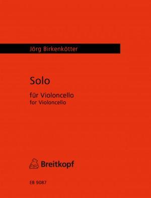 Birkenkötter: Solo