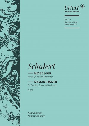 Schubert, F: Mass in G major D 167  D 167