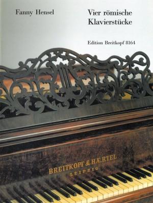 Hensel: Vier römische Klavierstücke