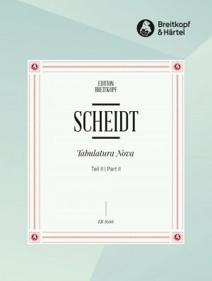 Scheidt, S: Tabulatura Nova  Teil 2