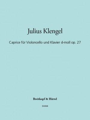 Klengel: Caprice op. 27 Product Image