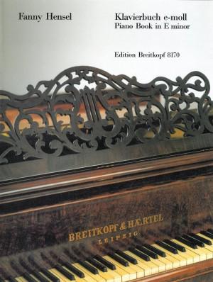 Hensel: Klavierbuch e-moll