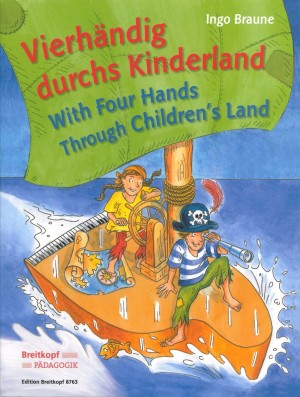 Braune, I: With Four Hands Through Children's Land