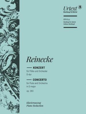 Reinecke, C: Flute Concerto in D major Op. 283 op. 283