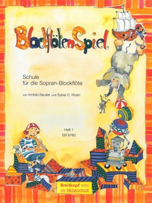 BlockflötenSpiel  Heft 1