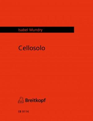 Mundry: Cellosolo