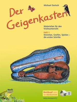 Dartsch, M: Der Geigenkasten  Heft 1