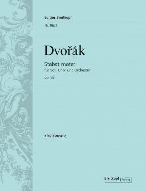 Dvorák, A: Stabat mater Op. 58 op. 58