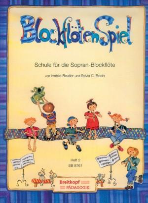BlockflötenSpiel  Heft 2