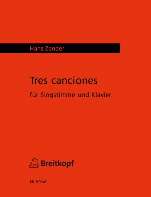 Zender: Tres Canciones