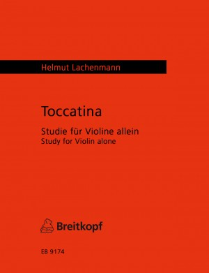 Lachenmann: Toccatina