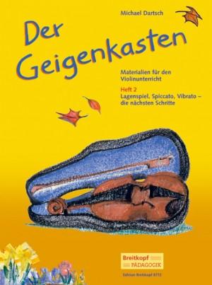 Dartsch, M: Der Geigenkasten  Heft 2