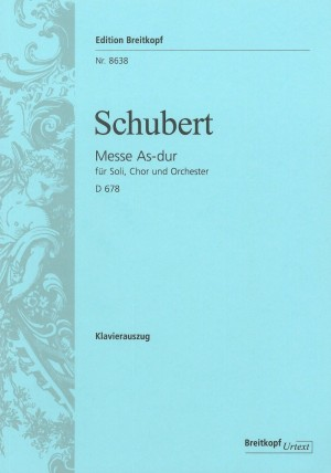 Schubert, F: Mass in Ab major D 678  D 678