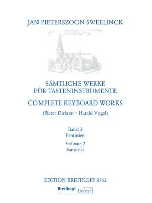 Sweelinck, J P: Complete Keyboard Works  Band 2