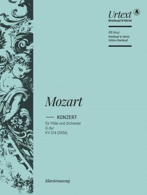 Mozart, W A: Flute Concerto [No. 2] in D major K. 314 (285d)  KV 314 (285d)