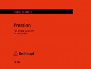 Lachenmann, Helmut: Pression für einen Cellisten (Neufassung 2010)