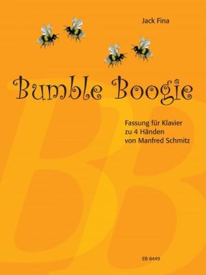 Fina/Schmitz: Bumble Boogie für Klavier vierhändig