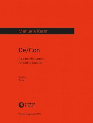 Manuela Kerer: De/Con
