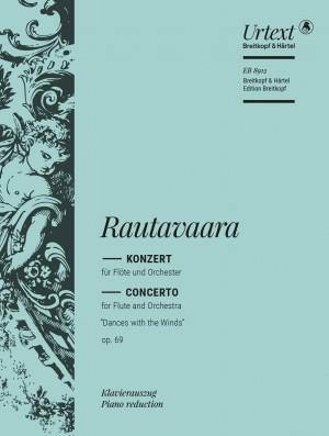 Rautavaara: Flute Concerto Op. 69 'Dances with the Winds'