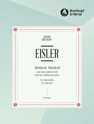 Eisler, H: Moment Musical
