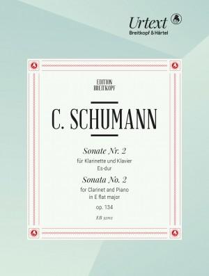 Camillo Schumann: Sonata No. 2 Op. 134