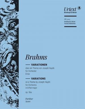 Brahms: Serenade Nr. 2 A-dur op. 16