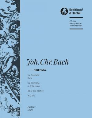 Bach: Sinfonia B-dur op. 21/1