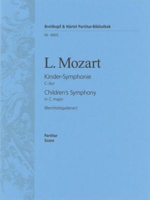 Mozart: Kinder-Symphonie