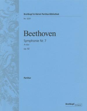 Beethoven: Symphonie Nr. 7 A-dur op. 92