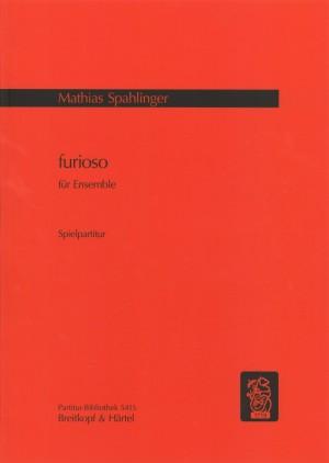 Spahlinger: Furioso