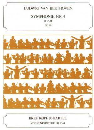 Beethoven, L v: Symphony No. 4 in Bb major Op. 60 op. 60
