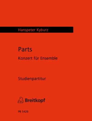 Kyburz: Parts