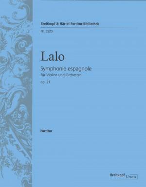 Lalo, E: Symphonie espagnole op. 21