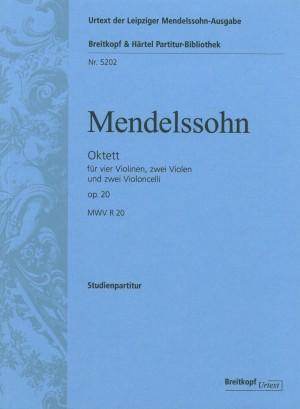 Mendelssohn: Oktett op. 20