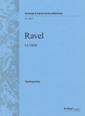 Ravel, M: La Valse