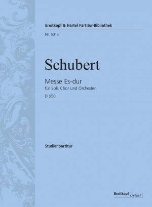 Schubert: Messe Es-dur D 950