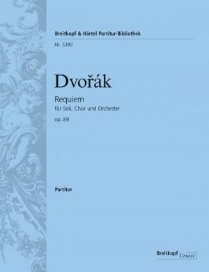Dvorak: Requiem op. 89