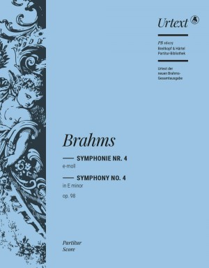 Brahms, Johannes: Symphonie Nr.4 e-moll op. 98