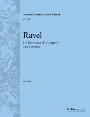 Ravel, Maurice: Le Tombeau de Couperin