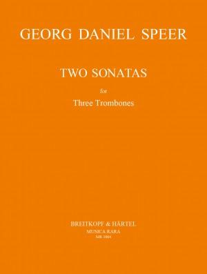 Speer: Zwei Sonaten