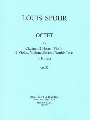 Spohr: Oktett in E op. 32
