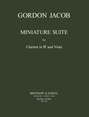 Jacob: Miniature Suite